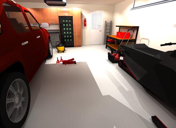 Steel prefab housing for Sip prefab garage